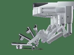 da Vinci Xi Surgical Arms